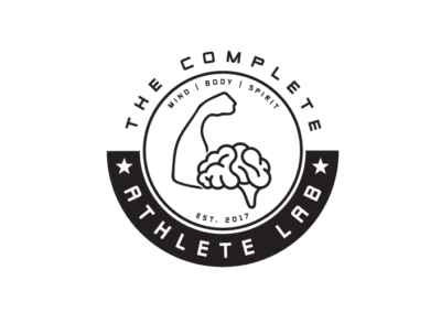 Logo Design for The Complete Athlete Lab based in New York City