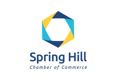 Logo Design for The Spring Hill, TN Chamber of Commerce