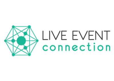 live-event-connection-kevin-robinson-creative-logo-design