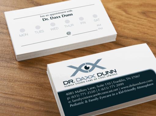Eye Care Branding